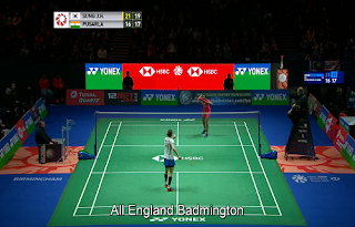 All England Badminton Eutelsat 7A/7B Biss Key 6 March 2019