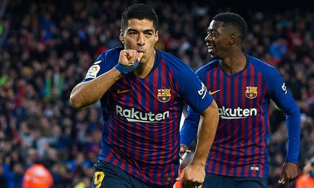 Ernesto Valverde Geleng-Geleng Saksikan Kegarangan Suarez
