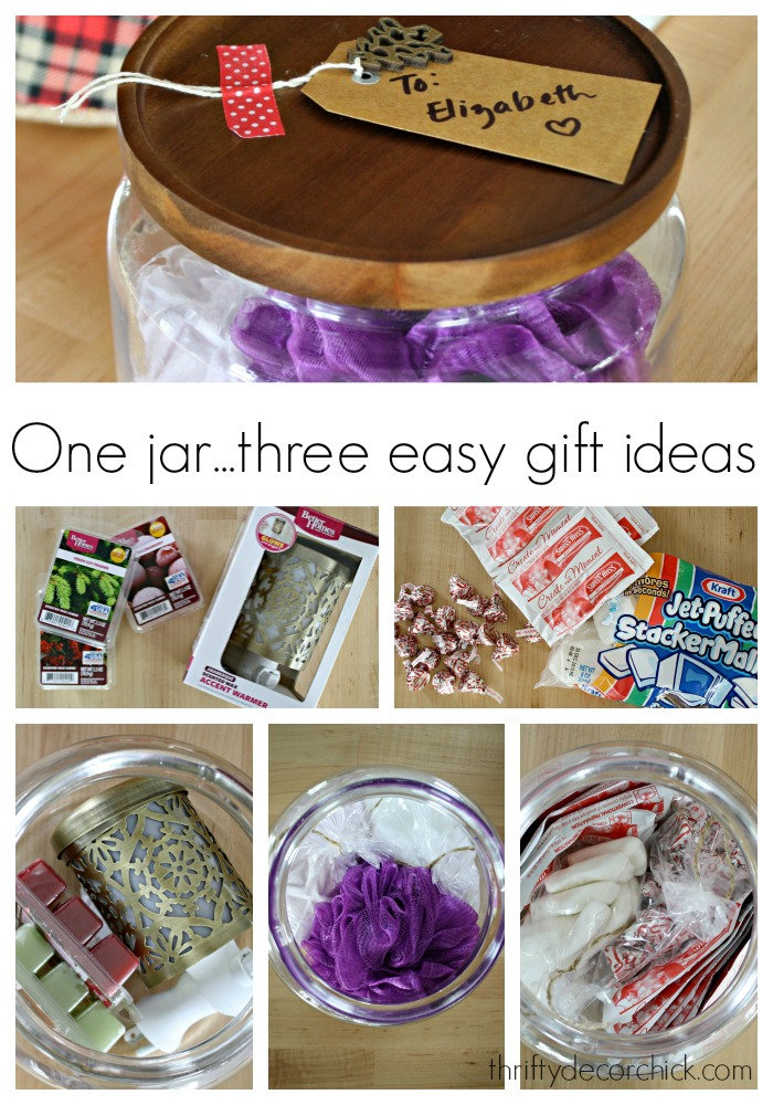 easy inexpensive gift ideas