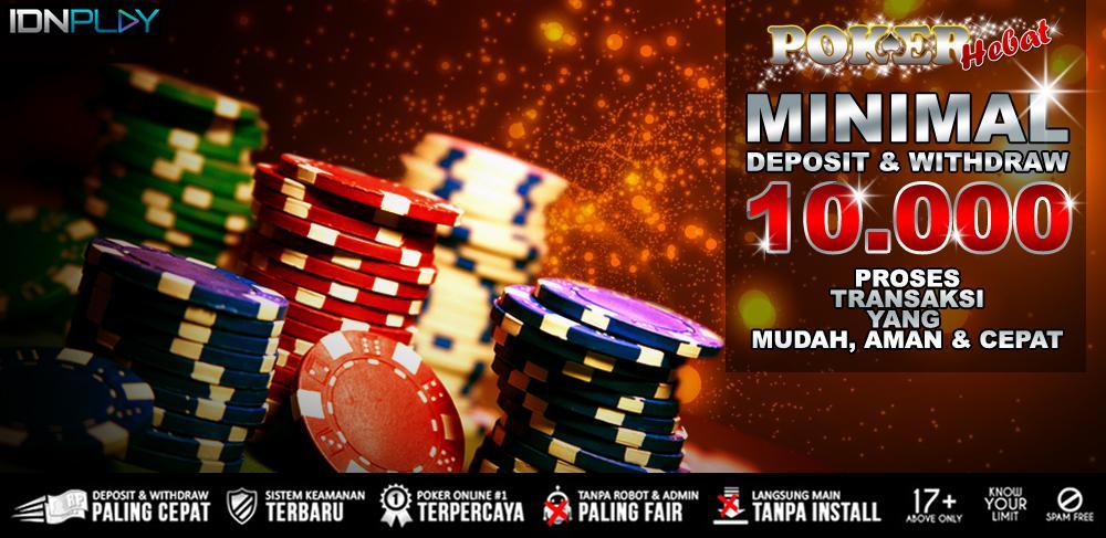 Poker Online | Situs Judi Terpercaya - Pokerhebat
