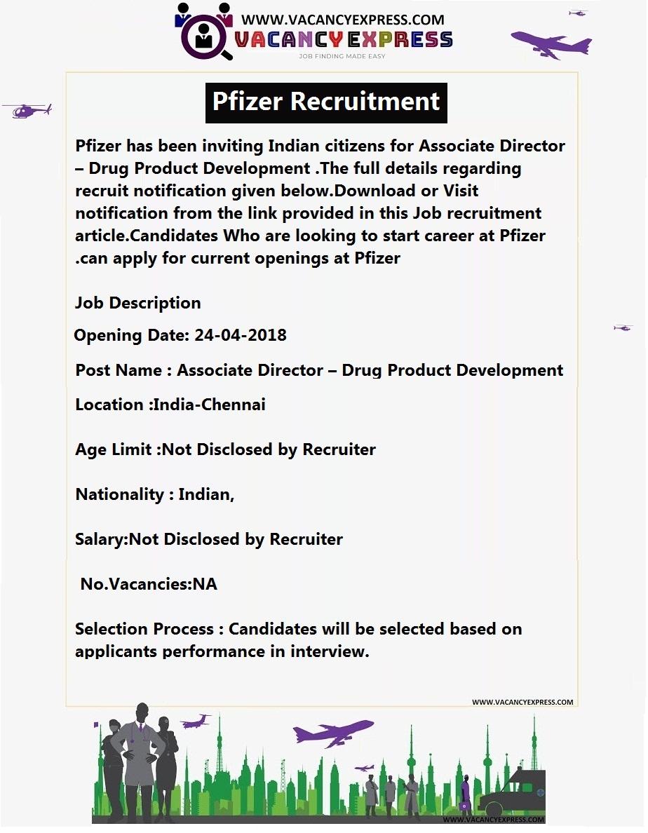Pfizer Career