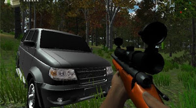 Russian Hunting 4×4 v1.2 Mod Apk (Free Shopping + Ads)
