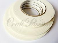 http://www.craftpassion.pl/pl/p/Tasma-3D-2-str-klejaca-gr.-1%2C5mm-9mm5m-biala/117