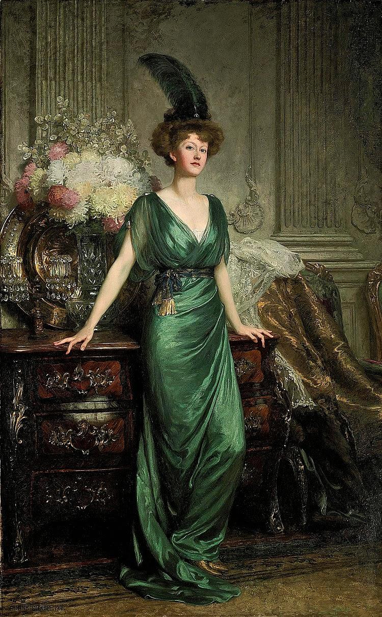 Victorian British Painting: Christina Robertson  Victorian Painting Portrait Artists