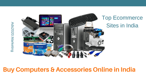 Buy Computers-Accessories Online in India at Top Ecommerce sites -560x315