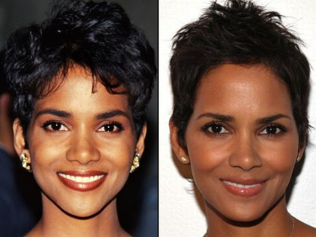 Halle Berry Antes y Despues