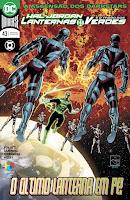 DC Renascimento: Hal Jordan e a Tropa dos Lanternas Verdes #43