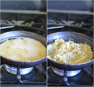 Quinoa and Soya Kheema Cutlet