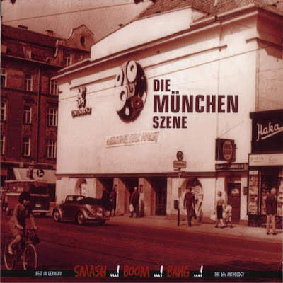 Beat In Germany - Die Muenchen Szene  ( Smash Boom Bang )