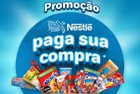 Promoção Nestlé Paga sua Compra promonestle.com.br/nestlepagasuacompra