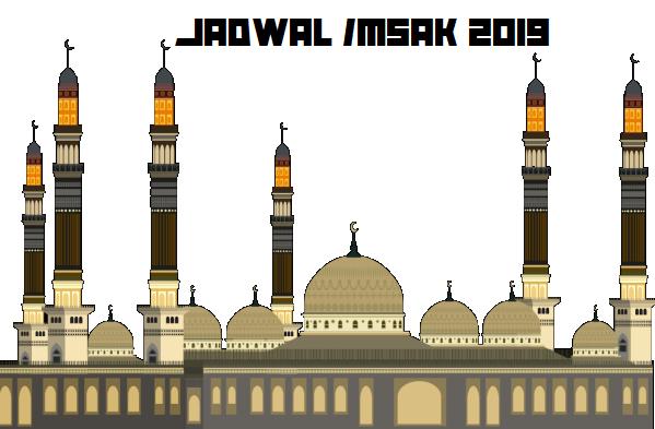 jadwal imsakiyah puasa ramadhan 2019