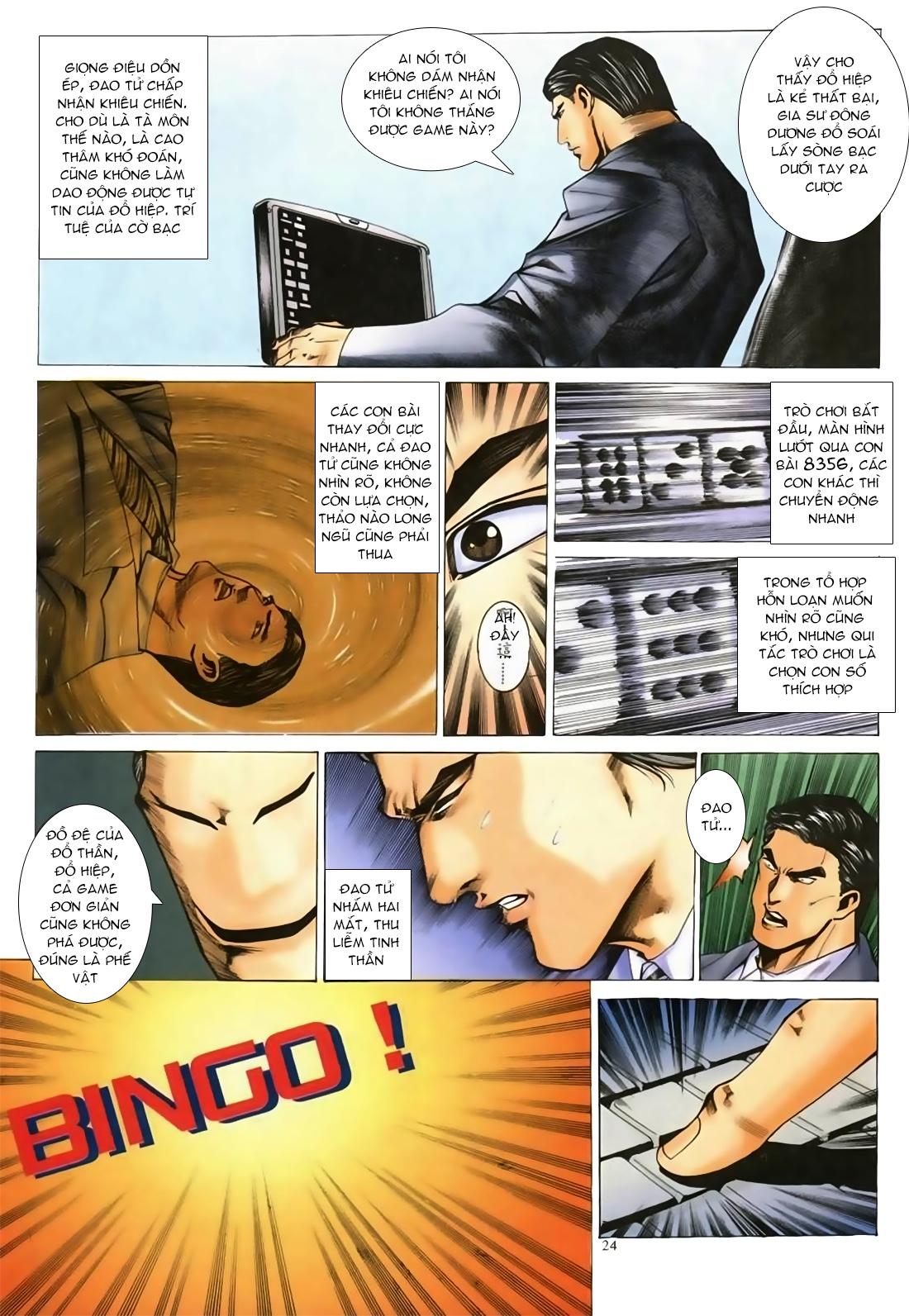 Đổ Hiệp Truyền Kỳ chap 1 - Trang 23
