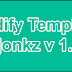 Modify Template Ijonkz v 1.3