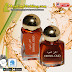 Dihnil Oud Wave & Genuine Pure Oud Vial Perfumes Design