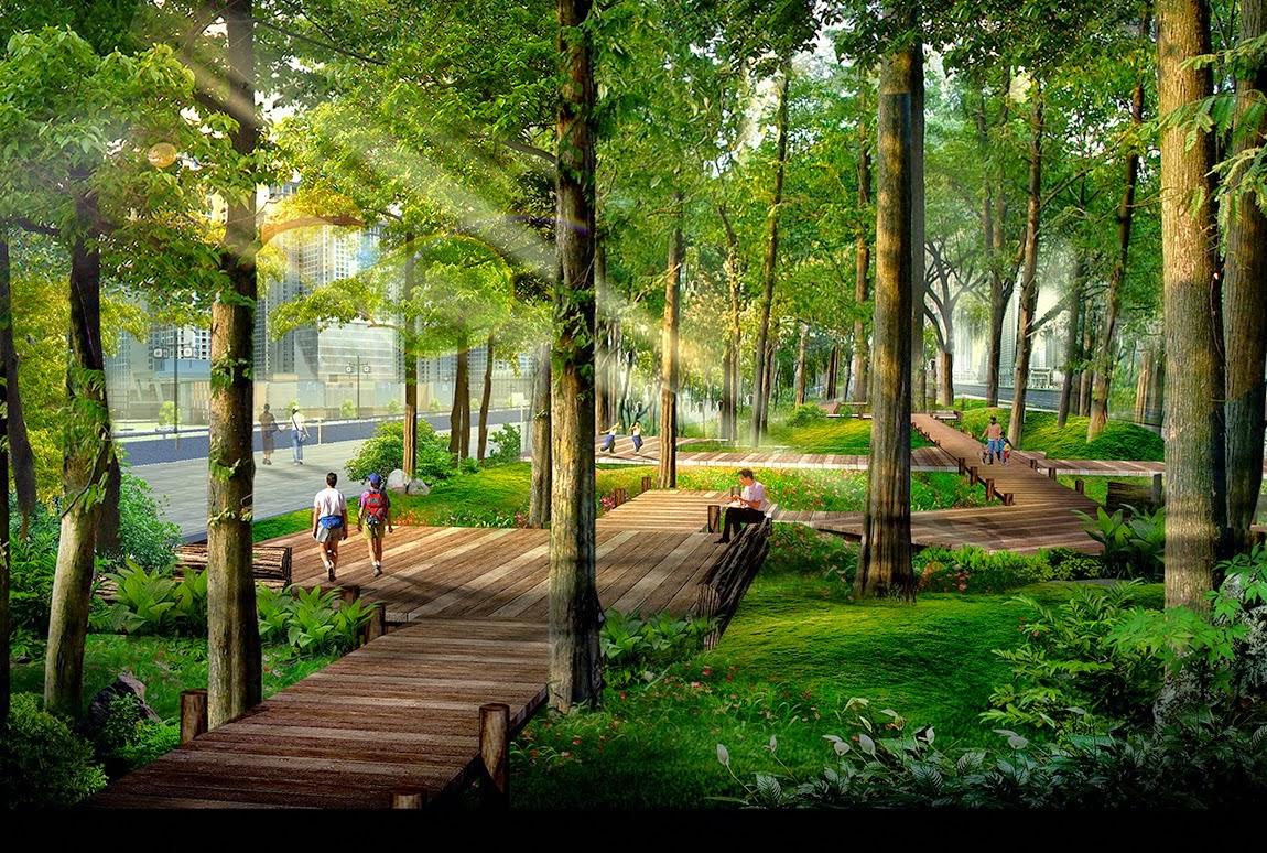 Công viên Goldmark City