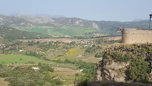Balcón del Coño, Paseo de los Viajeros Románticos, Ronda, Málaga, Andalucía, Elisa N, Blog de Viajes, Lifestyle, Travel