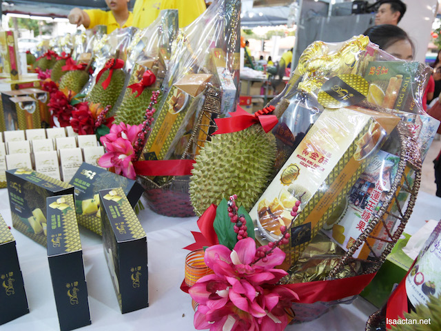 Durian hampers for all!