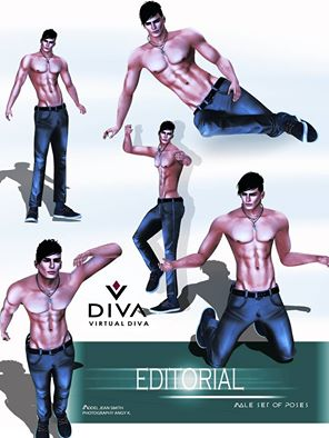 Virtual diva male editorial virtual diva - Virtual diva fast and furious 4 ...
