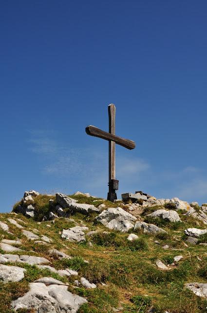 Peak Kaiseregg // Gipfelkreuz Kaiseregg