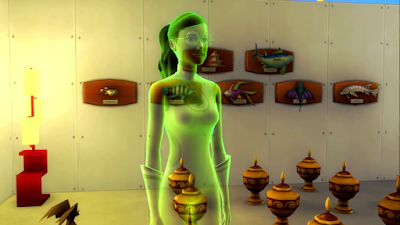 sims 4 ghost of drowning