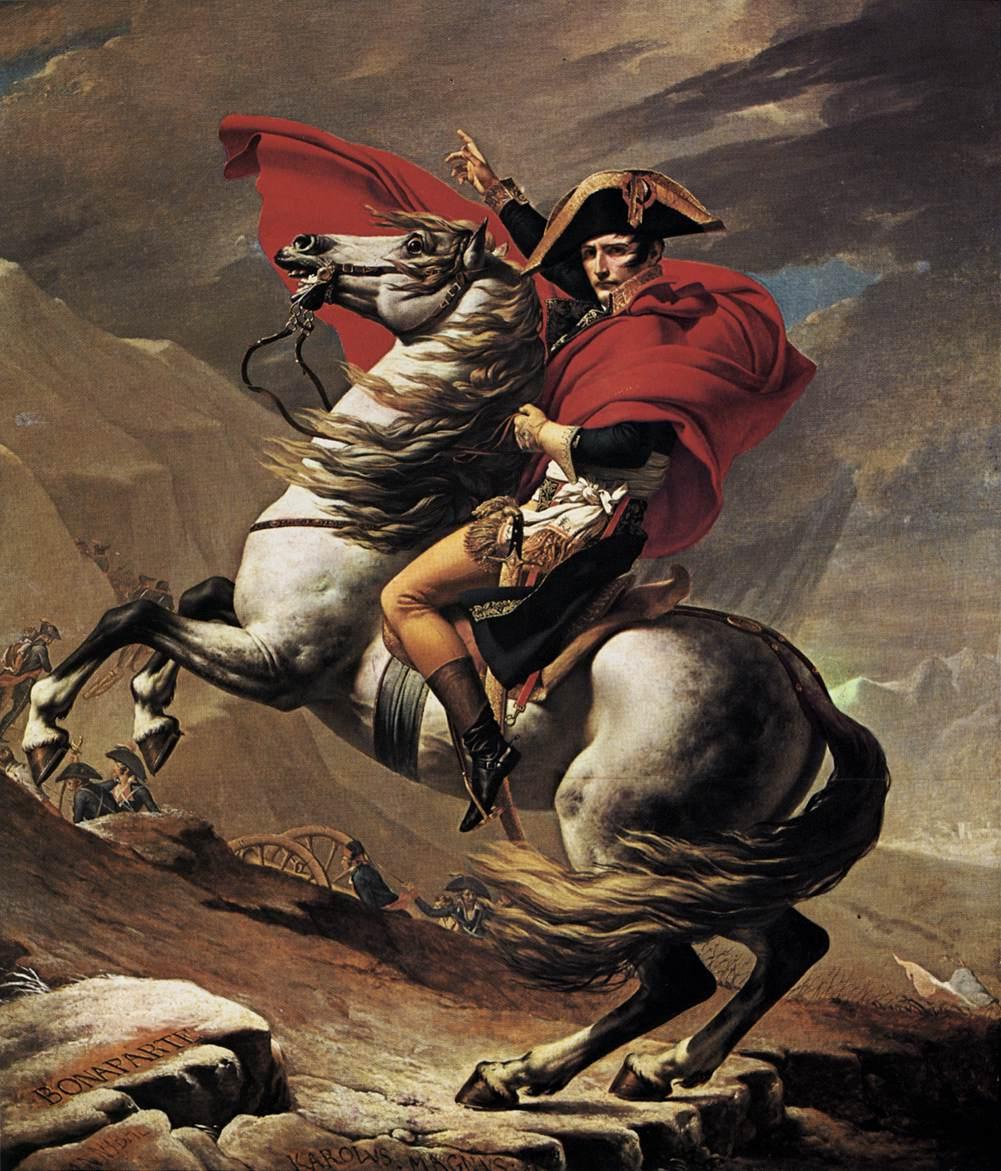 Jasmine's HUMANITIES CLASS blog: Napoleon Bonaparte
