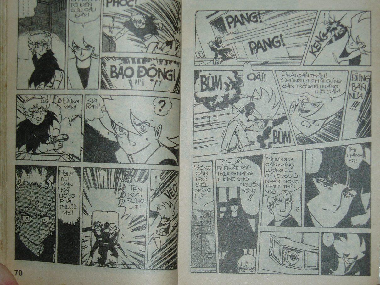 Siêu nhân Locke vol 08 trang 34