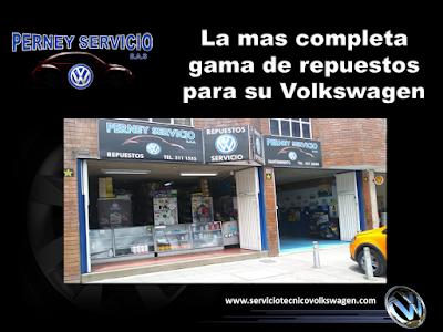 Taller Volkswagen