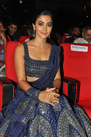 Pooja Hegde choli saree at DJ Duvvada Jaggannadham music launch ~  Exclusive 61.jpg