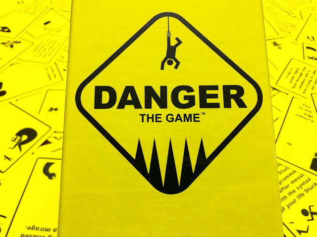 Danger: The Game review; photo by Benjamin Kocher
