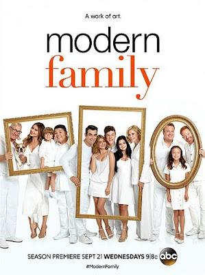 Modern Family saison 8 VPN États-Unis