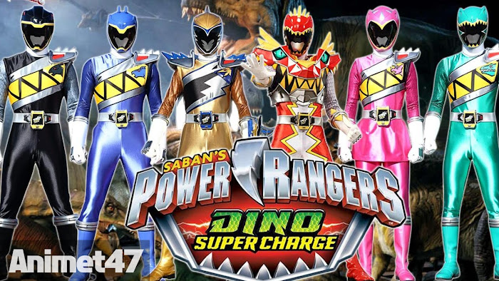 Ảnh trong phim Power Rangers Dino Charge SS2 1