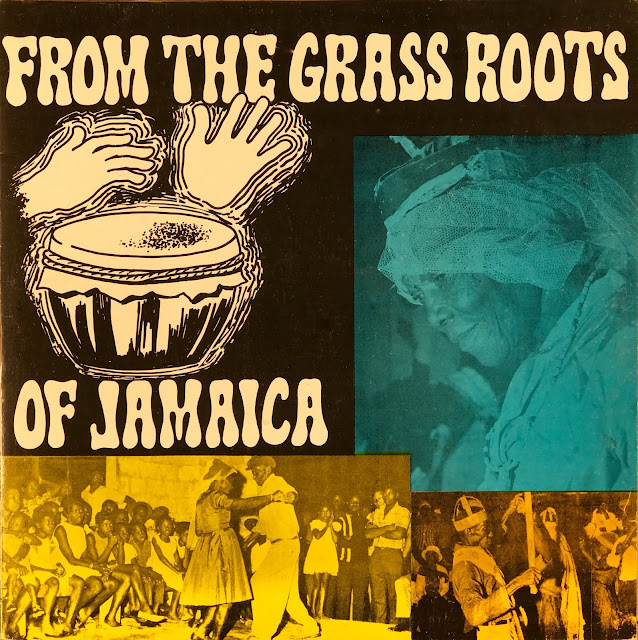 Traditional Folk music from Jamaica (pre Reggae)