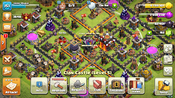 Clash Of Clan (COC) Latest Update Town Hall 12 Is Coming