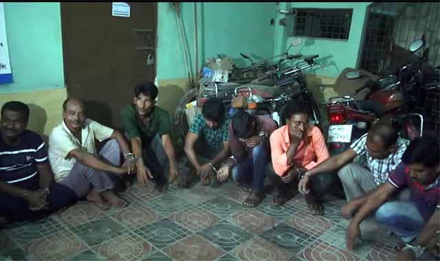 জামালপুর পাসপোর্ট অফিসের ৭ দালালের কারাদন্ড