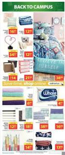 Walmart Calgary Flyer August 3 - 9, 2017