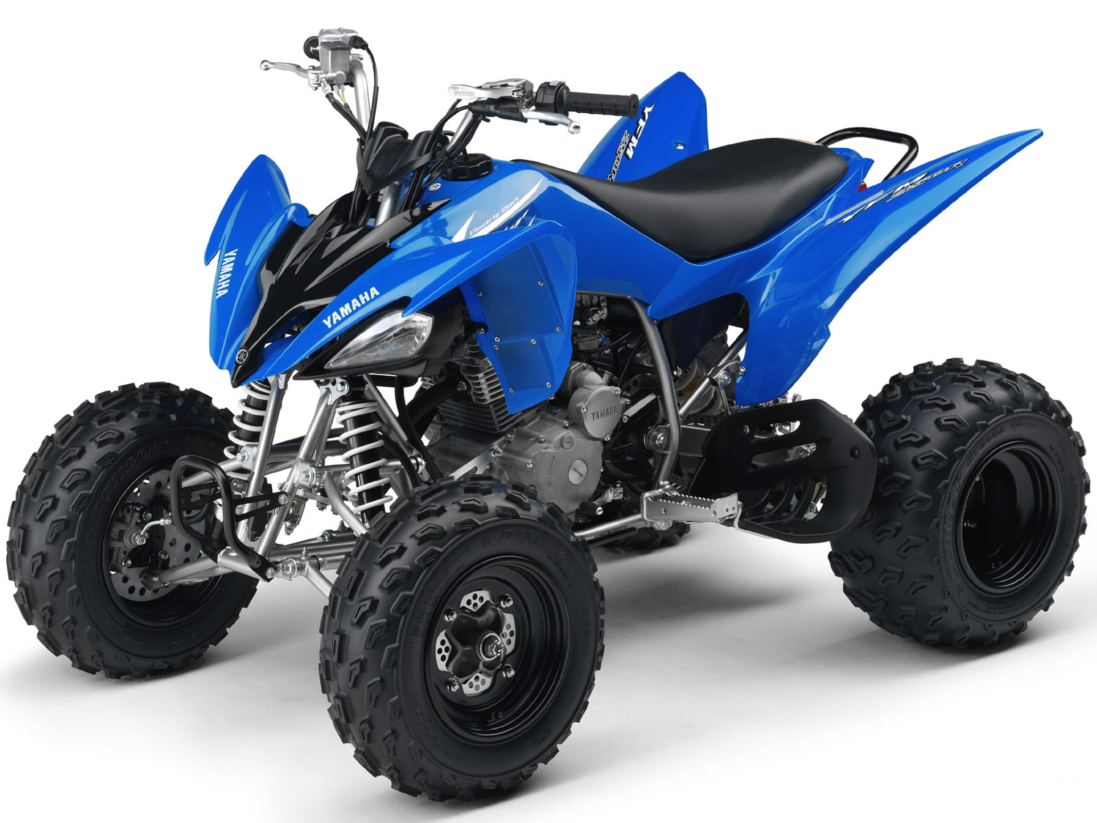 2008 YAMAHA YFM 250 Raptor ATV pictures, specifications ...