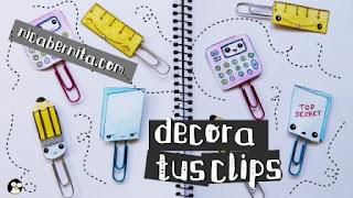 clips alterados decorados kawaii