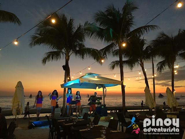 3Rd Crew Band at Sea Breeze Cafe Boracay Regency