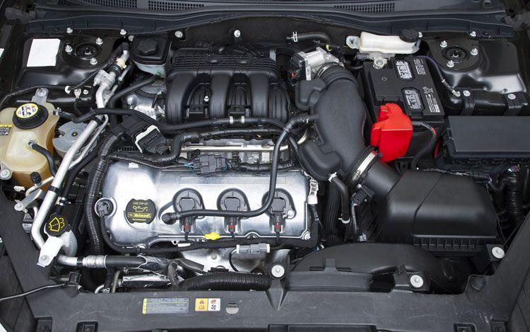 Auto Giro : Motor Hibrido Ford Fusion