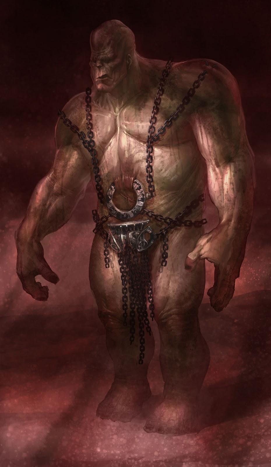 Kratos & Mitologia: GOW 3 - parte 7 - Cronos.