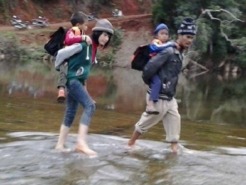 Gia Lai: Cô giáo trèo đèo lội suối mất việc viết tâm thư gửi Bộ trưởng Phùng Xuân Nhạ