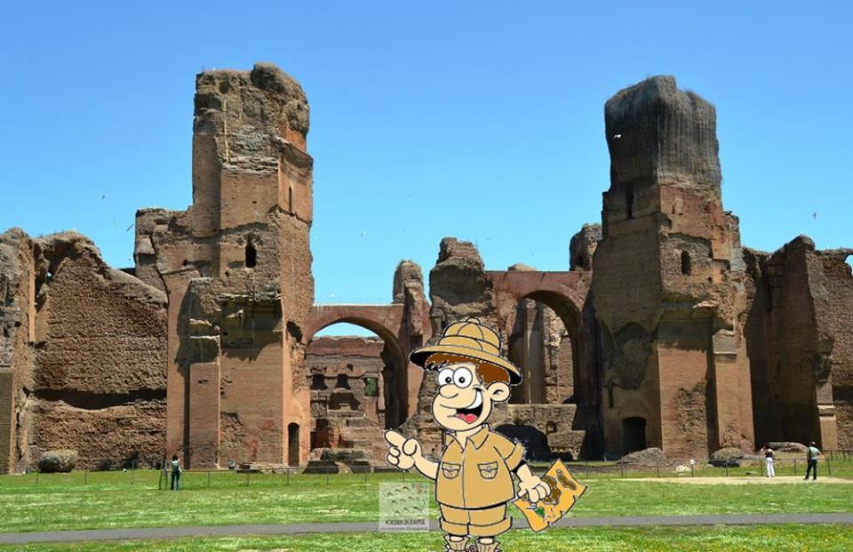 Bambini: Alla Scoperta delle Terme di Caracalla. Visita e Attività