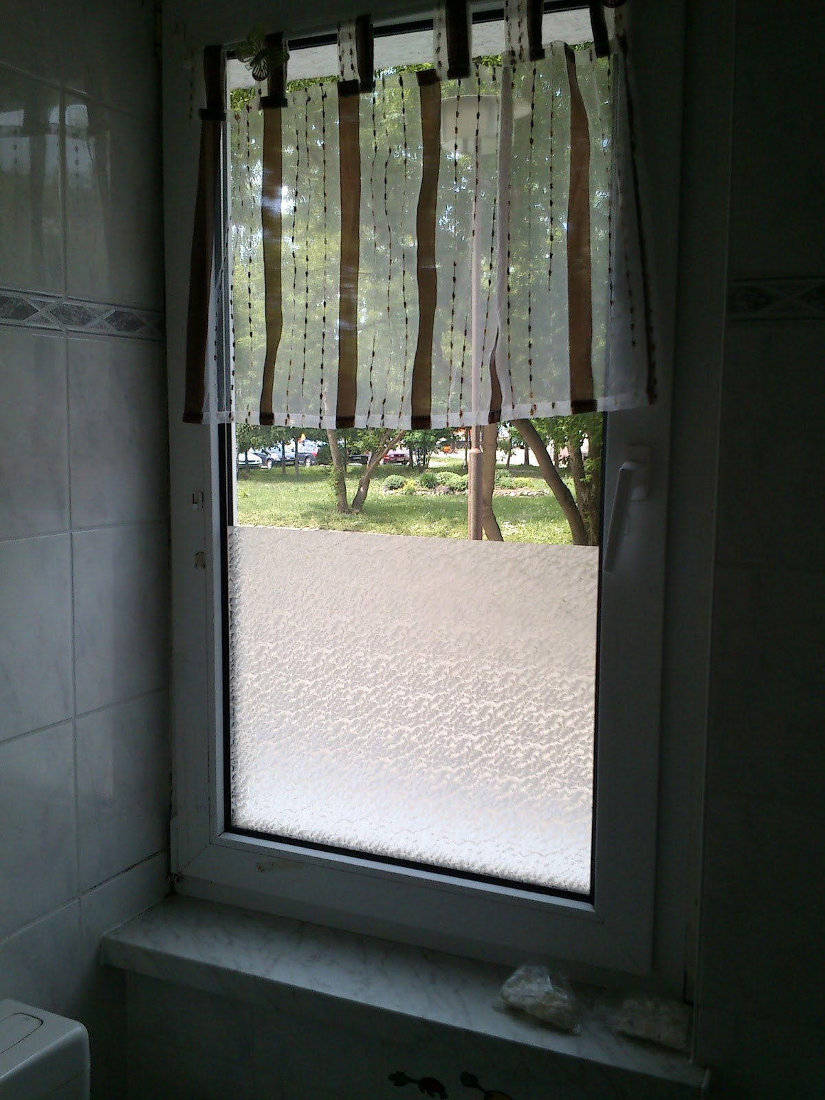 Aerosolwerk Fensterfolie
