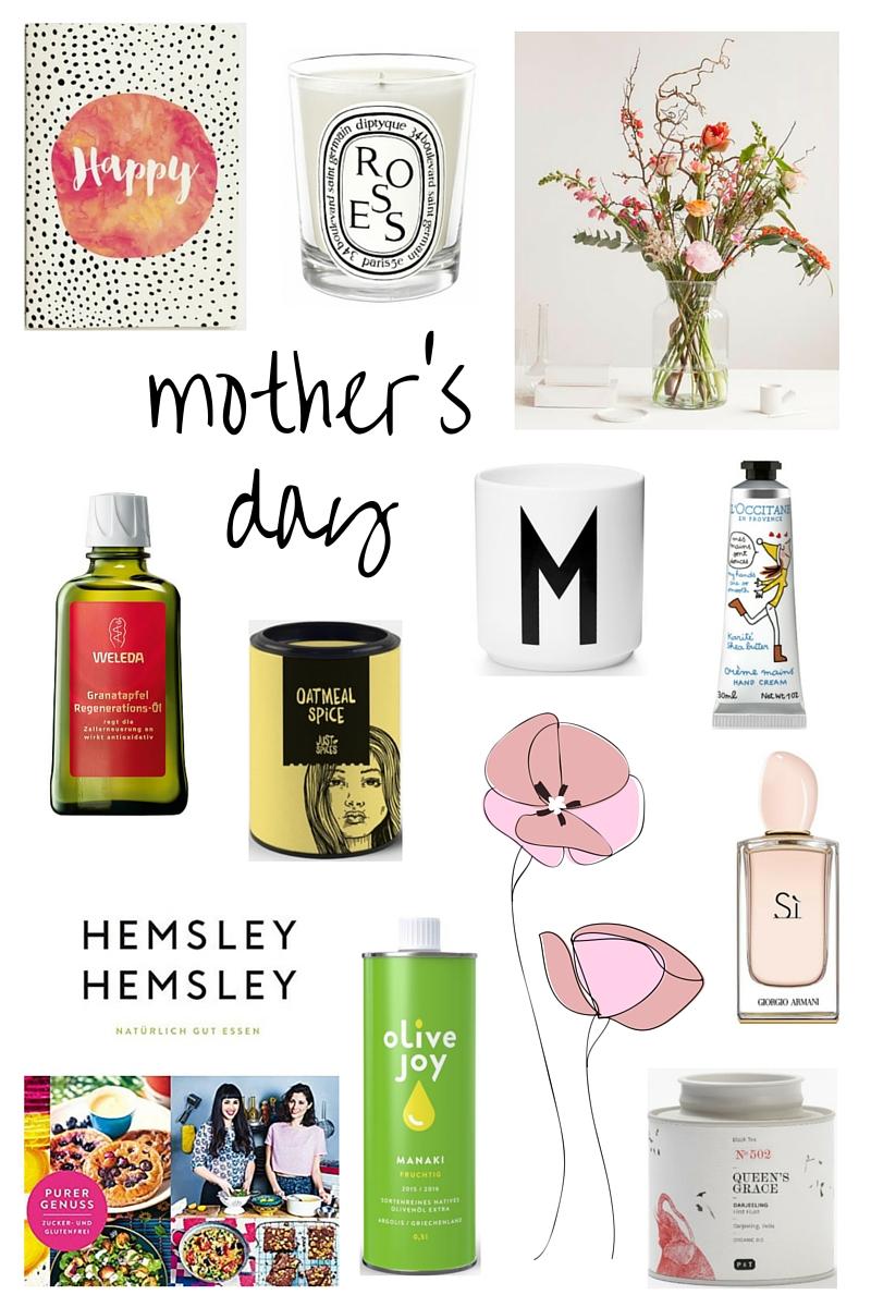Muttertag Geschenkideen 2016