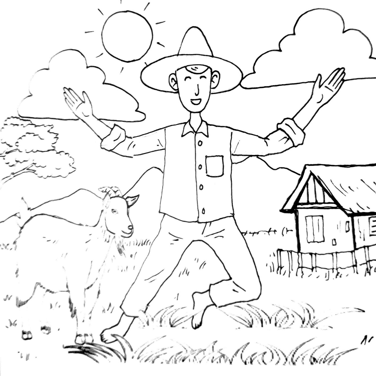 Karikaturkuindonesia Beternak merupakan salah satu kegiatan yang menyenangkan Beternak merupakan suatu hobby yang sebagian orang memandang