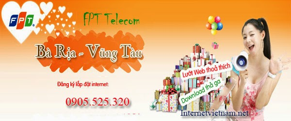 Lắp Mạng Internet FPT Phường Long Tâm