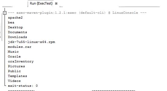 Java ile Uzak Masaüstü Komut Satırında İşlemler-Java - PL
