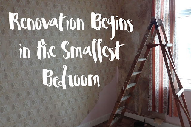 Renovating a spare bedroom