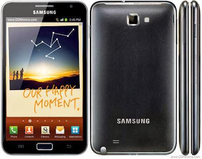 Harga Samsung Galaxy Note 1 N7000 - Panduan Gadget Terpercaya