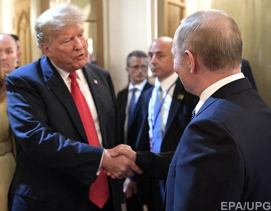 """""""Приголомшливий момент"""": Трамп повірив Путіну замість власної розвідки - західні ЗМІ про підсумки зустрічі"""